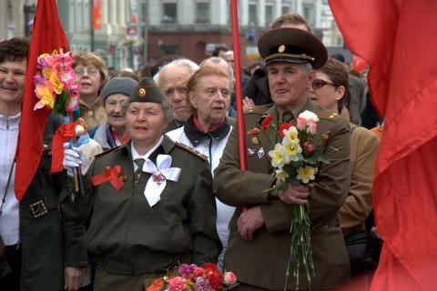 Празник 9 мая. Москва 2006 год. (c) Егор Тюрин